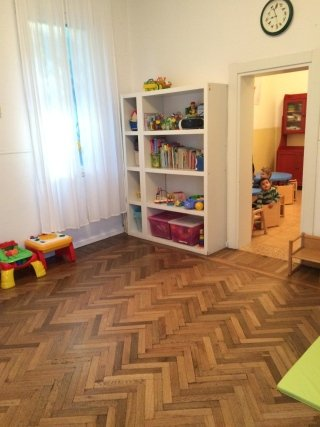spazio giochi asilo