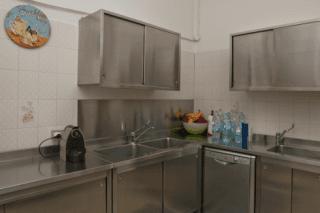 cucina interna per bambini