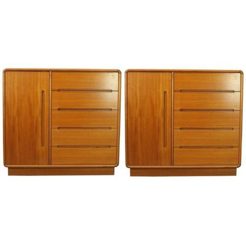 Contemporary Mid-Century Modern Style Teak Cabinets from Thailand | Antique Revival Ithaca, Watkins Glen, Corning, NY