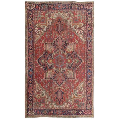 wool Persian oriental rug