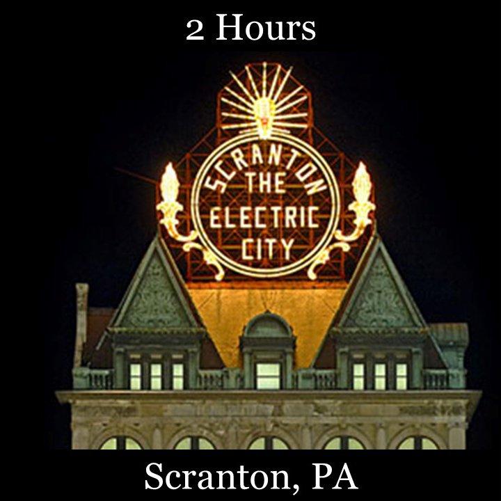 Scranton thew electric city travel