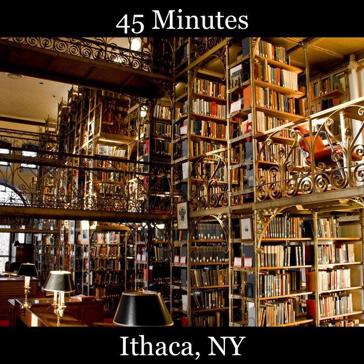 Cornell University History antique
