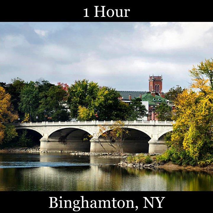 Binghamton Travel vacation