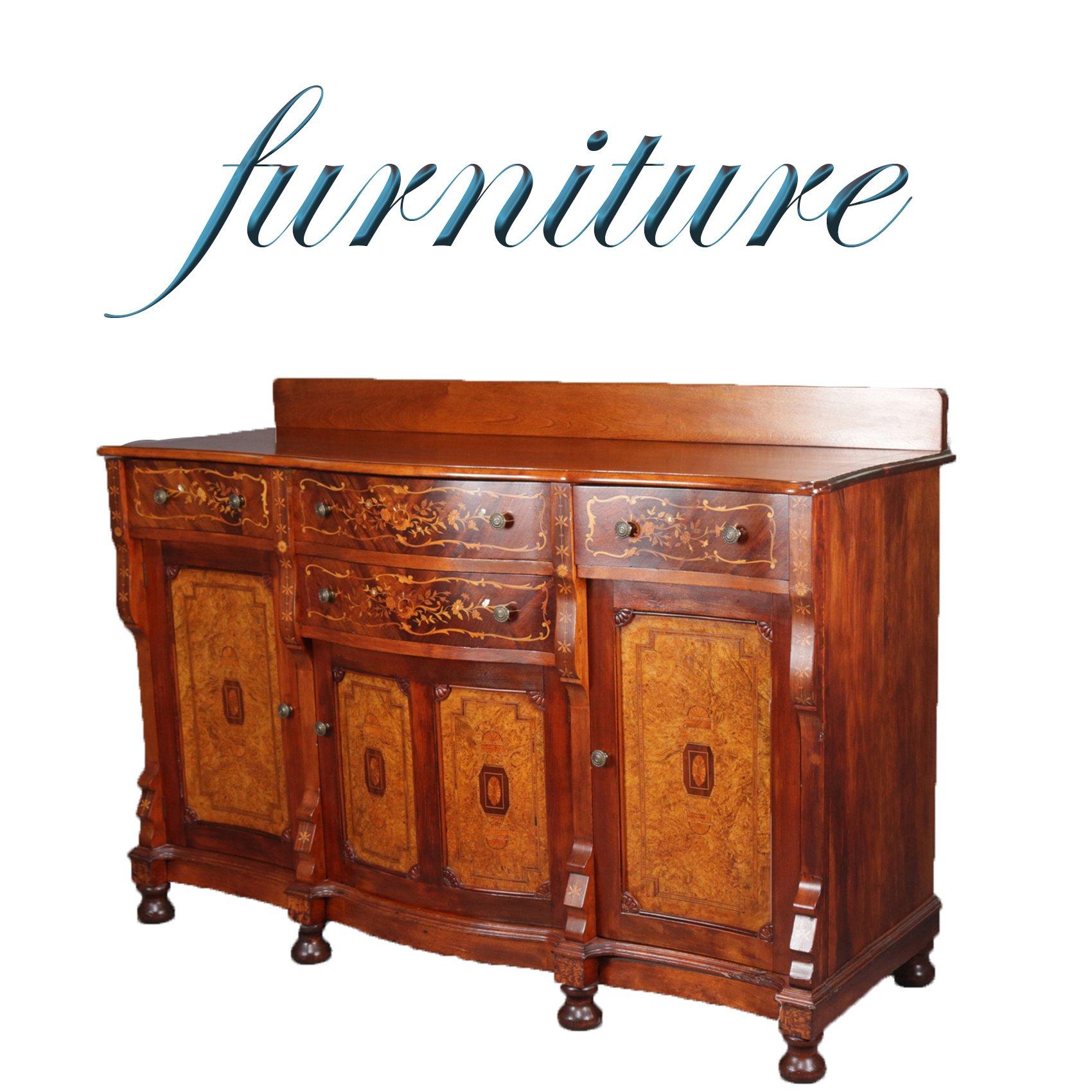 Unique Antique Furniture: Corning, Ithaca, NY & Williamsport, PA