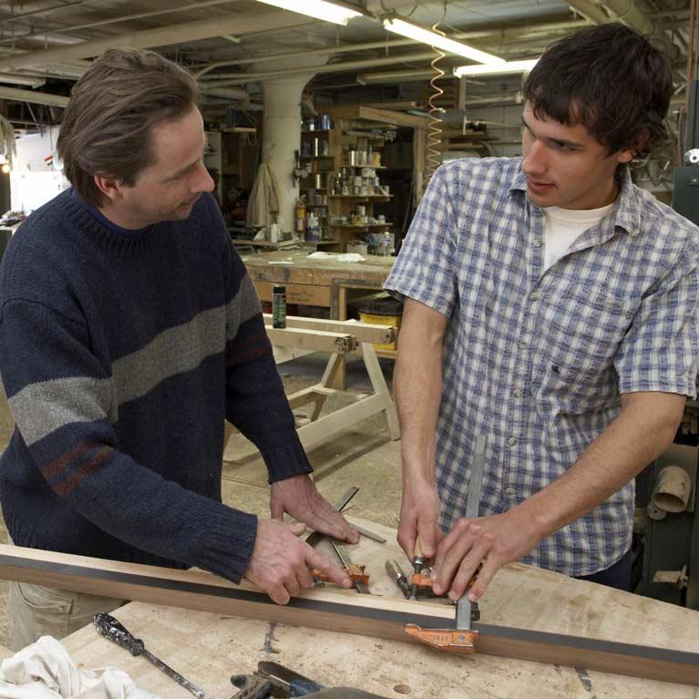 carpenters-in workshop