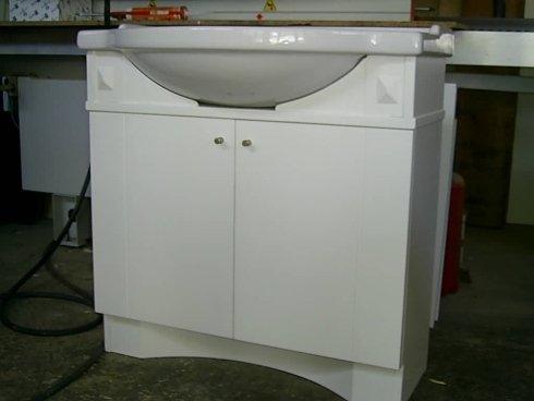 mobili per incasso lavelli su misura