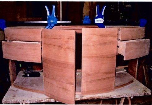 mobili in legno su misura chianciano terme
