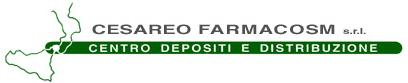 CESAREO FARMACOSM - LOGO