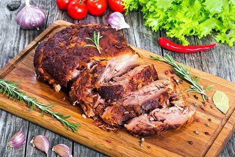 tagliere di carne