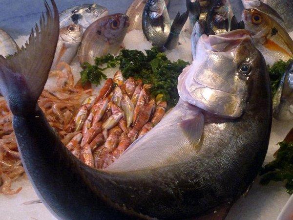 Vendita pesce fresco Arzano