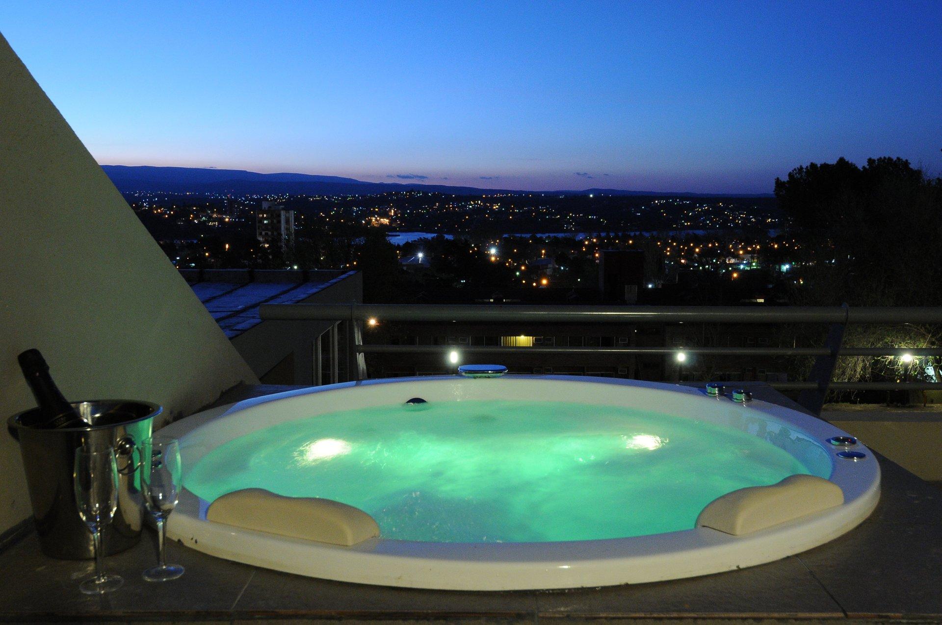 Pinares Panorama Suites Spa