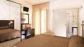 bagno in camera, letto matrimoniale, camera con balconcino