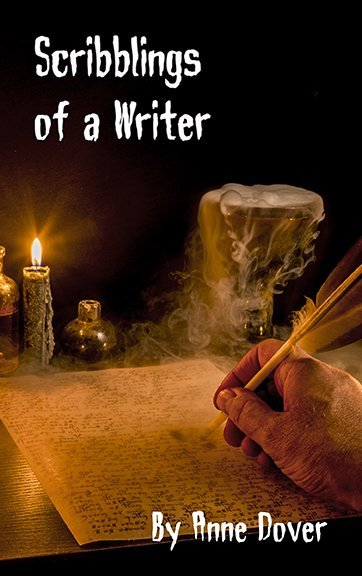 Scribblings of a Writer  cover page