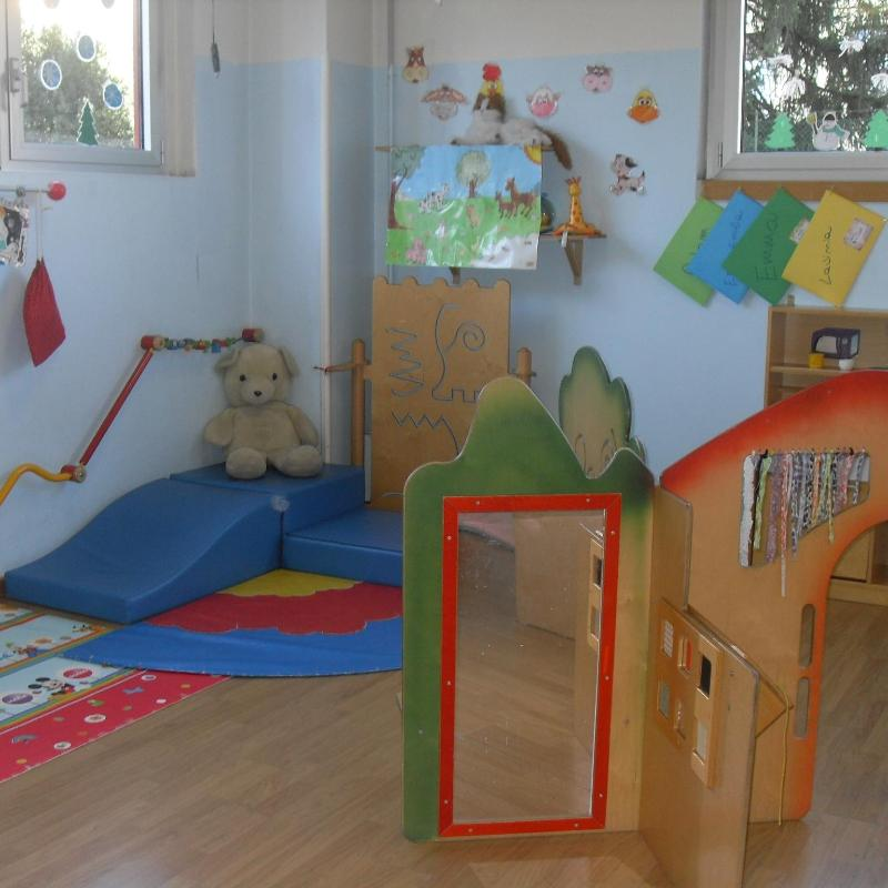 area giochi asilo nido