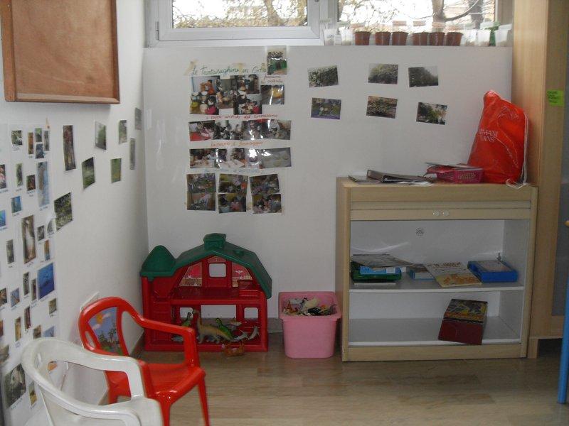 interno asilo nido