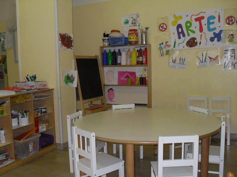 sedie e tavoli per bambini