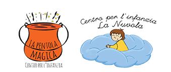 LA PENTOLA MAGICA  - LOGO