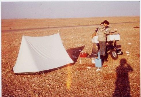 mini t.camp deserto s.musso