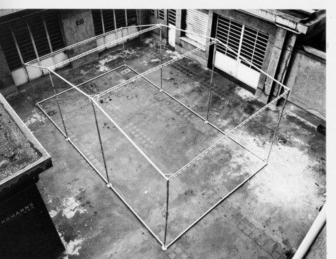 gazebo t.camp struttura s.musso