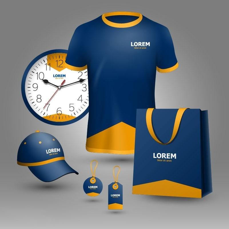 Abbigliamento personalizzato, gadget e promozionali