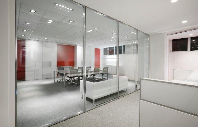 Parete Divisoria Ufficio : Pareti divisorie e attrezzate genova pegli magor ufficio