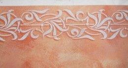 stencil su pareti