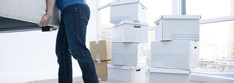 imballaggio mobili e suppellettili