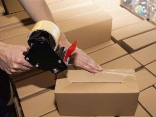 imballaggio del contenuto dei mobili