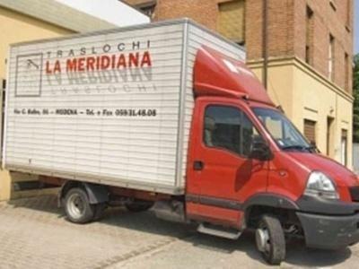 servizio trasporti la meridiana