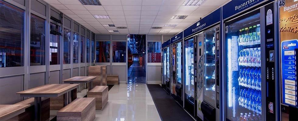 distributori automatici mantova
