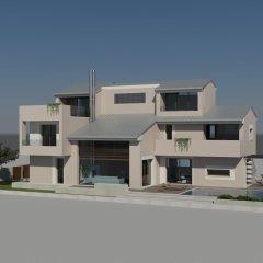 casa su tre livelli