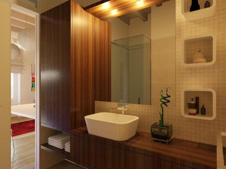 progetto bagno (arch. Massimo Rinaldo)