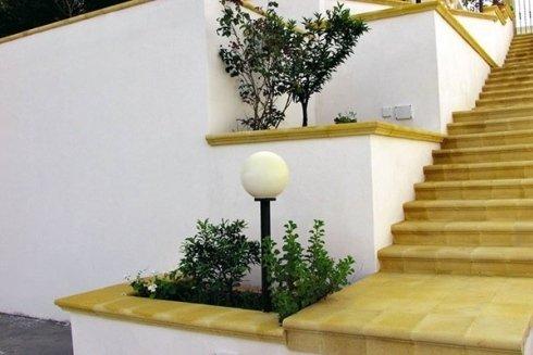 scale e rivestimenti esterni