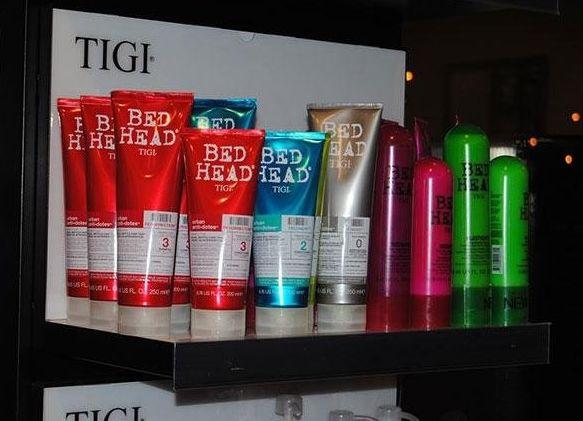 Prodotti professionali tigi roma fashion special for Arredamento parrucchieri ikea