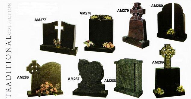 Gravestone designers
