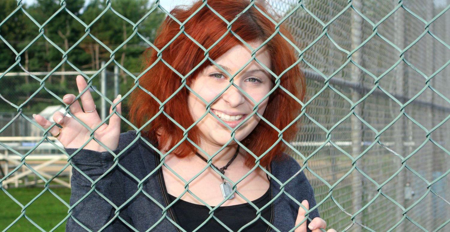 Woman looking for aluminum fencing contact in Warren, PA