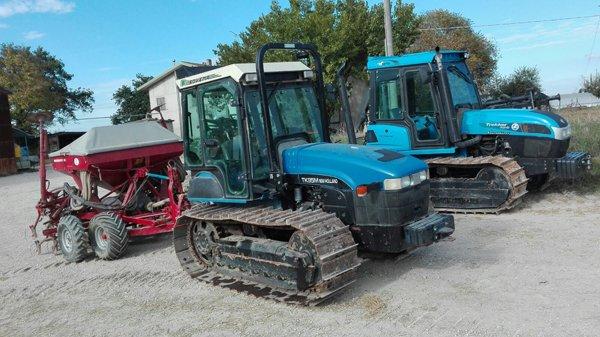 Macchine Agricole presso Azienda Agricola Marco Spallacci Castelleone di Suasa (AN)