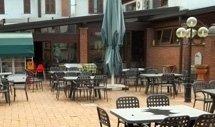 pizzeria con veranda