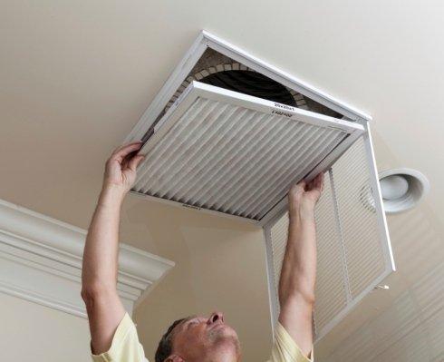 installazione filtri bocchette aria