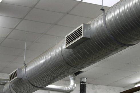 aria condizionata industriale