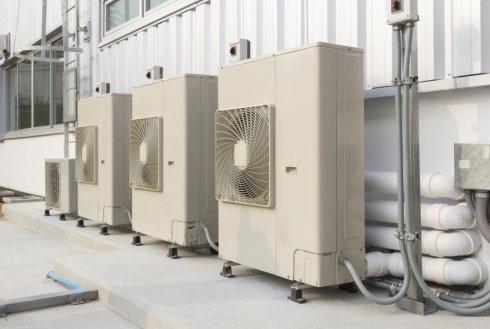 motori climatizzazione industriale