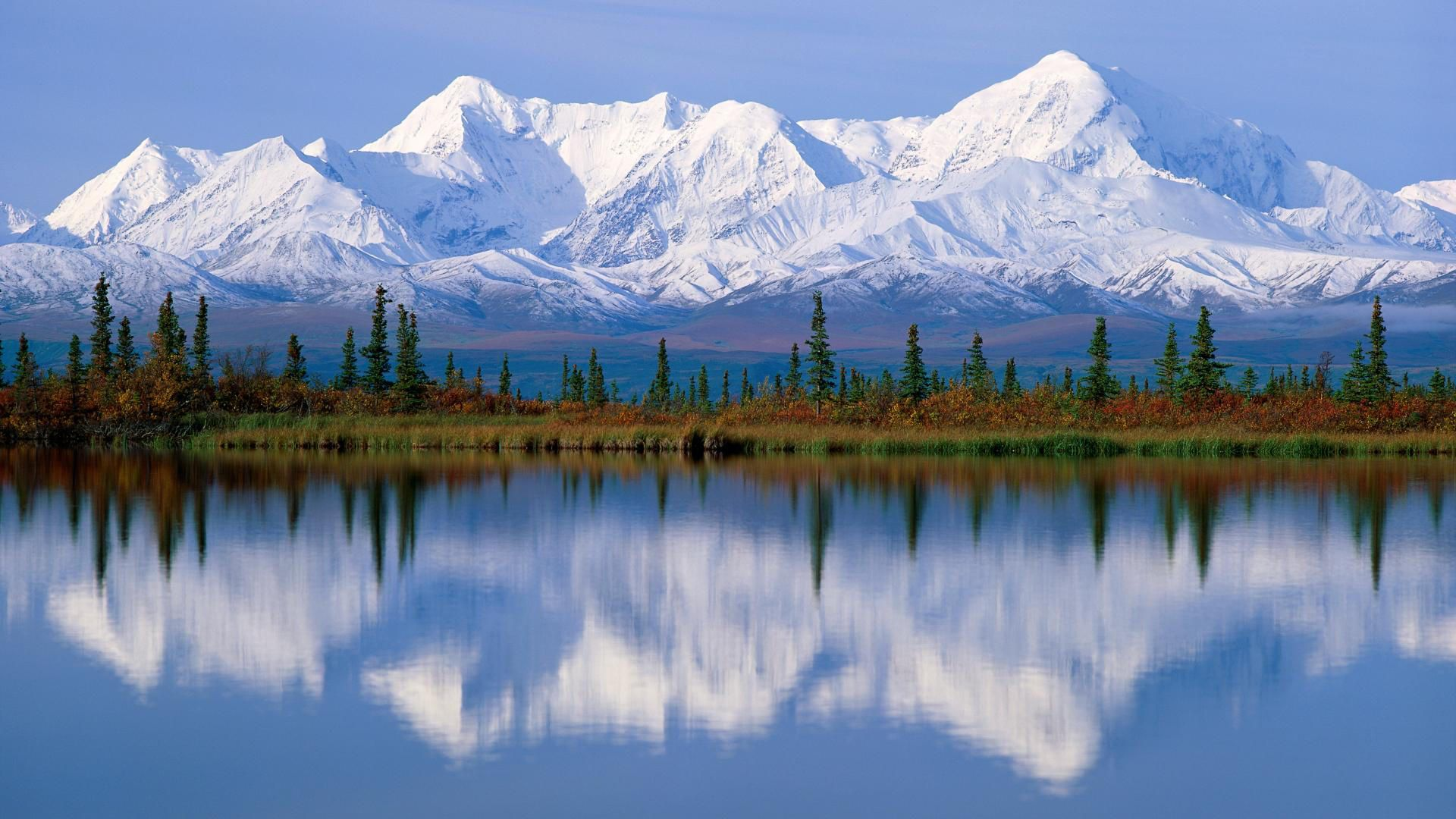 Visit Alaska and it's many wonders!