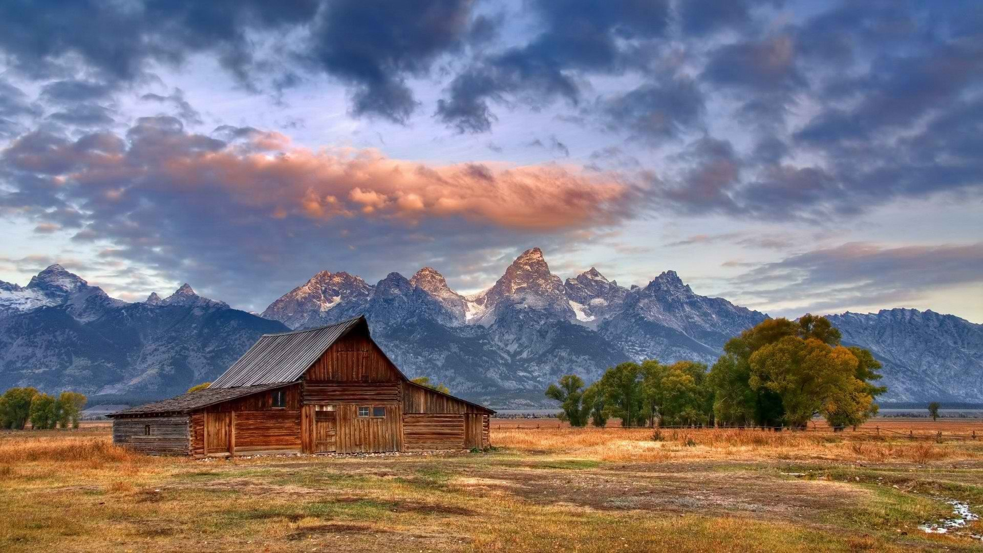 Wyoming vacation spots