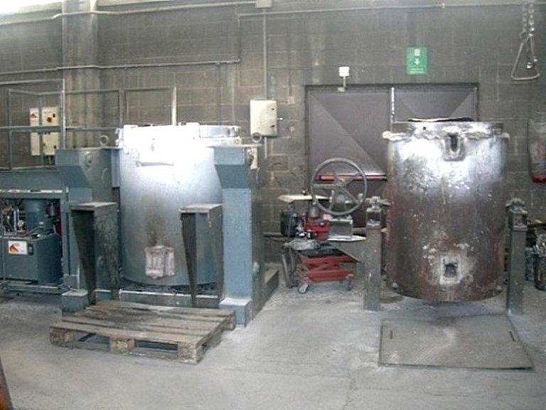fonderia metalli