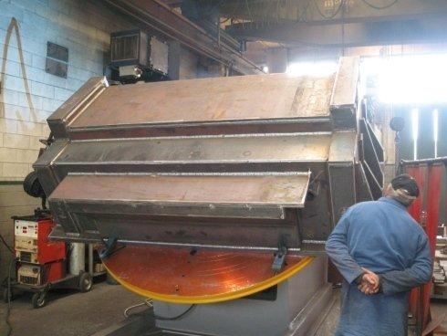 carpenteria industriale