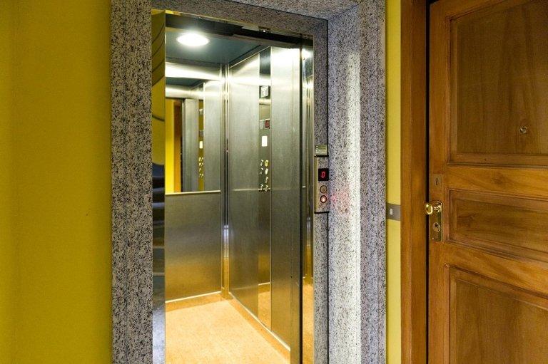 ascensori installati
