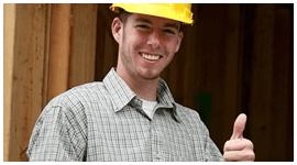 costruzione di complessi edilizi per fiere