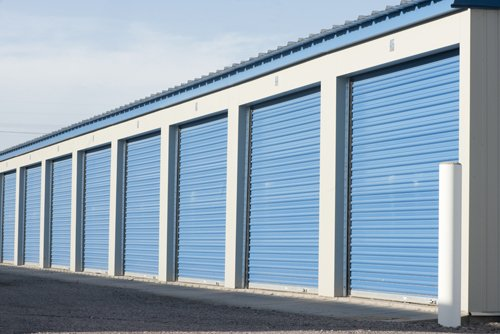 Secure Outdoor Storage Units serving  La Crosse and Onalaska, WI