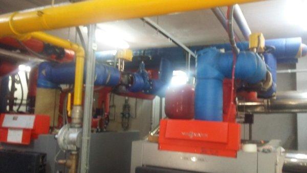 tubature impianto termoidraulico