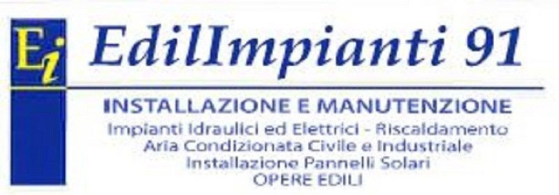 EDILIMPIANTI 91 - LOGO